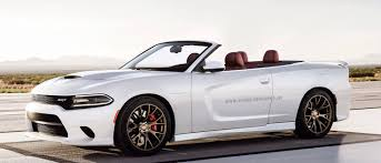 dodge charger convertible what do you think about a dodge charger srt hellcat convertible
