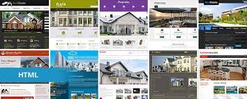 19 free real estate html website templates templatemag