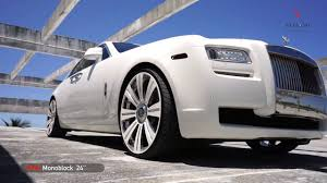custom rolls royce ghost mc customs rolls royce ghost u2022 vellano wheels youtube