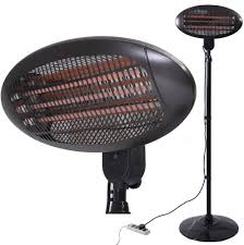 outdoor patio electric heaters portable electric heater adjustable heat patio heaters garden yard