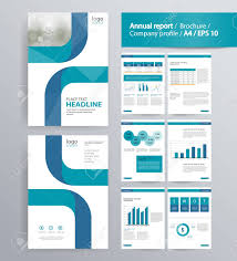 layout template en français page layout for company profile annual report brochure and