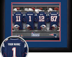 Sports Home Decor Patriots Room Decor Etsy
