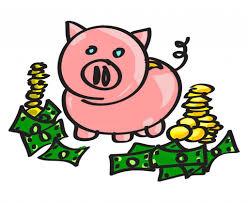 clipart money piggy bank clipart search econ department