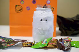 Halloween Candy Jars by Diy Archives Just Julie Ann