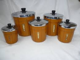 Vintage Kitchen Canisters 100 Wooden Kitchen Canisters Kitchen Kitchen Colors With