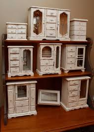 shabby chic upcycled distressed jewelry armoire 40 organizing