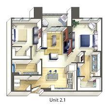 furniture layout for studio apartment u2013 kampot