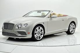 chrome bentley convertible 2017 bentley continental gt w12 convertible