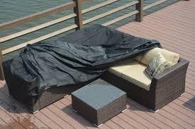 Patio Dining Set Cover - rebrilliant square patio dining and sofa set cover u0026 reviews wayfair
