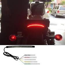 led strip lights for motorcycles wholesale motorcycle tail lights led online buy best motorcycle