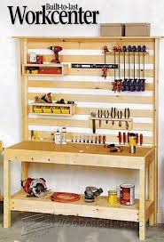 131 best workbenches images on pinterest woodwork workbenches