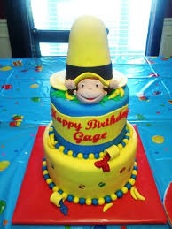 curious george birthday cake curious george cakes decoration ideas birthday cakes