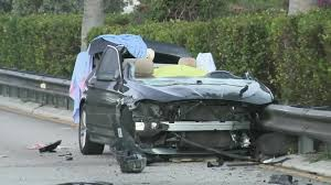 teen killed another injured in airport expressway crash