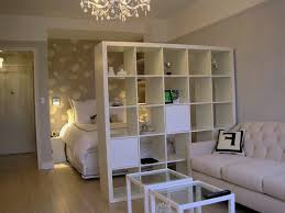 room divider ideas for studio studio apartment bedroom divider