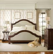 Royal Wooden Beds Hooker Furniture Master Bedroom Upholstered Bed Wood Bed Queen