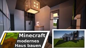 minecraft badezimmer minecraft modernes haus villa bauen time lapse part 3 schlaf