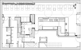 Kitchen Floor Plan Dimensions by Fast Food Restaurant Floor Plan With Inspiration Design 23560