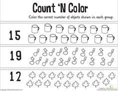 number worksheets for kindergarten 1 20 numbers in words 1 20