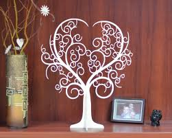 wedding wishes tree wishing tree with 48 tags wedding wish tree by happyplywood