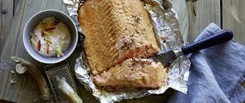 qu est ce que le raifort cuisine filet de saumon fumé avec sauce au raifort et à la pomme migusto