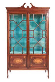 antique inlay cabinets the uk u0027s largest antiques website