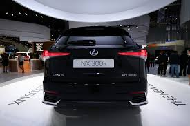 lexus jeep 2018 facelifted lexus nx 300h is a more refined compact suv