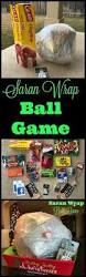 Christmas Games For Party Ideas - have you heard of the saran wrap candy ball game candy ball