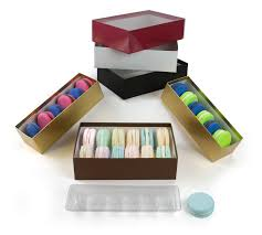 cookie boxes macaron boxes many styles u0026 colors