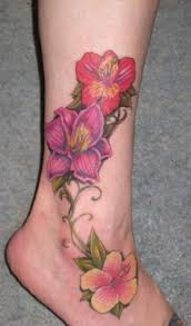 hawaiian tattoos for women 35 overwhelming hawaiian flower
