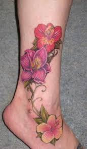 hawaiian tattoos for women 35 overwhelming hawaiian flower