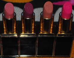 Color Shade by Tom Ford April 2015 Lip Color Shade Swatches Really Ree