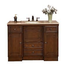 Bathroom Vanity 48 X 18 Shop Rustic Vanities At Lowes Com