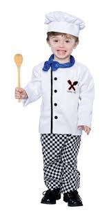 chef costume custom for mlever85 lil chef dress up costume chef costume