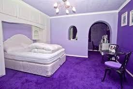 peinture chambre violet chambre grise et mauve deco chambre violette inspiration