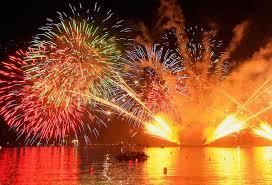 fireworks lantern fireworks and lantern festival in miyazu kyoto japan info