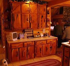 Western Style Kitchen Cabinets Rustic Style Custom Cabinets Western Kitchen Cabinets Rustic