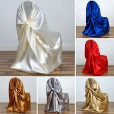 universal chair covers wholesale 100 pcs satin universal chair covers wholesale wedding party