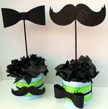 baby shower mustache mustache themed baby shower centerpieces baby showers design