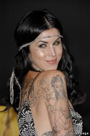 all about fashion kat von d tattoos designs