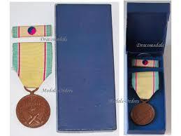 korean service ribbon south korea korean war un service commemorative medal