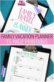 best 25 vacation planner ideas on pinterest disney trip planner