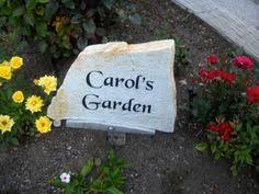 after heart garden memorial garden backyard courtyard front