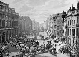 the industrial revolution society in late victorian cities