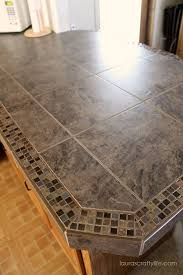 Tile Kitchen Countertop Designs Best 25 Tile Kitchen Countertops Ideas On Pinterest Tile
