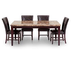 5 dining room sets imperial 5 pc dining room set furniture row