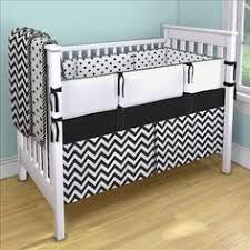 olli lime modern crib bedding modern black white nursery
