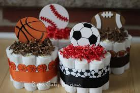 sport themed baby shower all sports party theme party planning ideas supplies