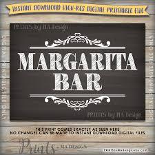 birthday margarita margarita bar sign margaritas sign birthday wedding shower