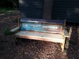 Bench Made From Tailgate 12 Best Tailgate Bench Images On Pinterest Tail Gate Tailgate