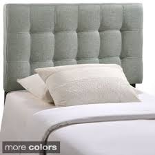 twin upholstered headboards size twin headboards for less overstock com